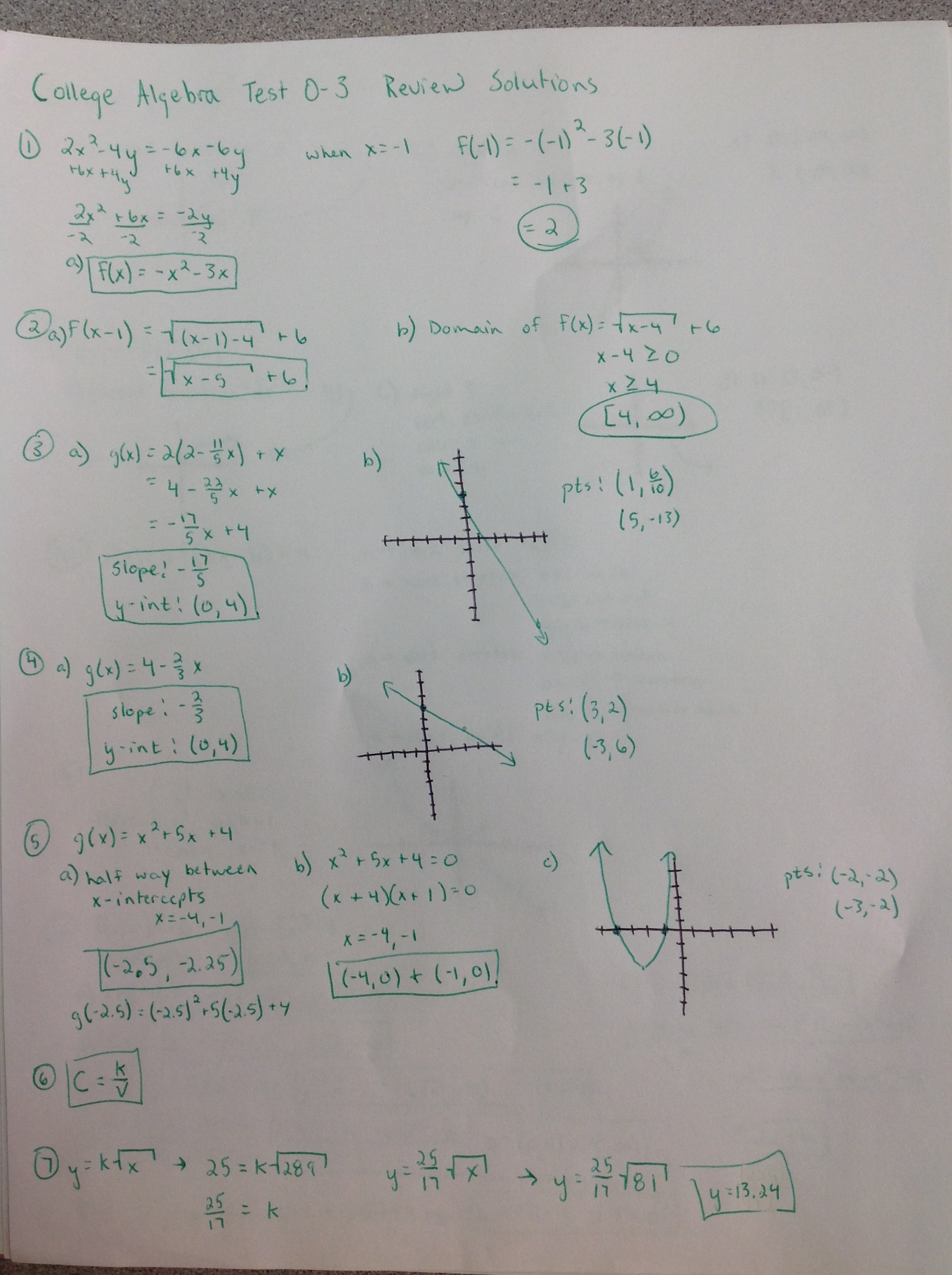 35 College Algebra Inverse Function Worksheet