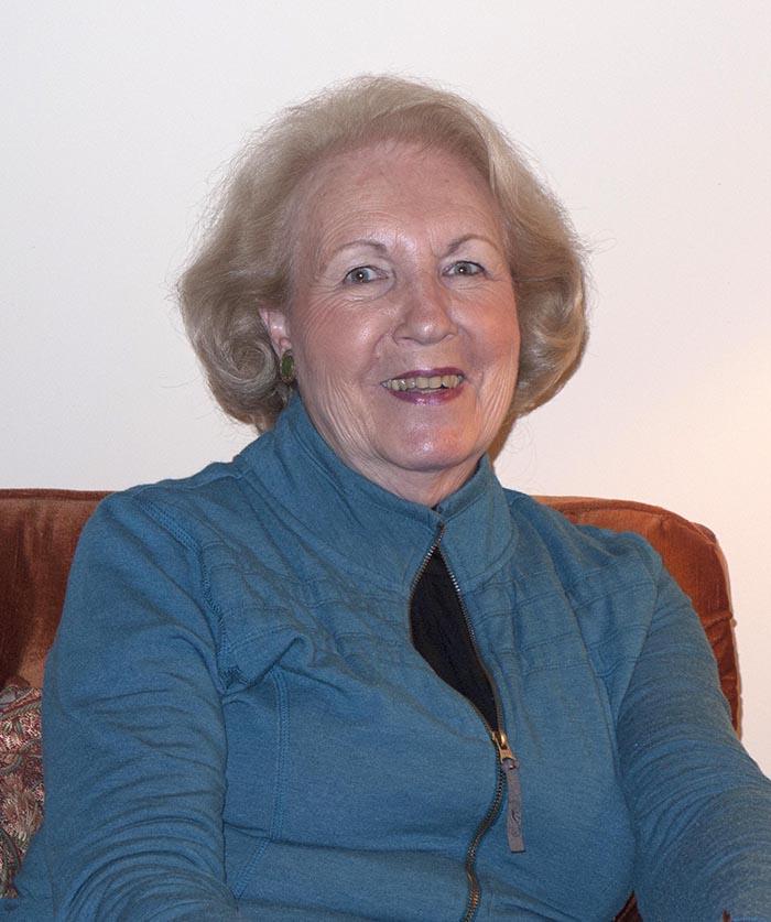 Nancy Tuttleman Chene Street History Project