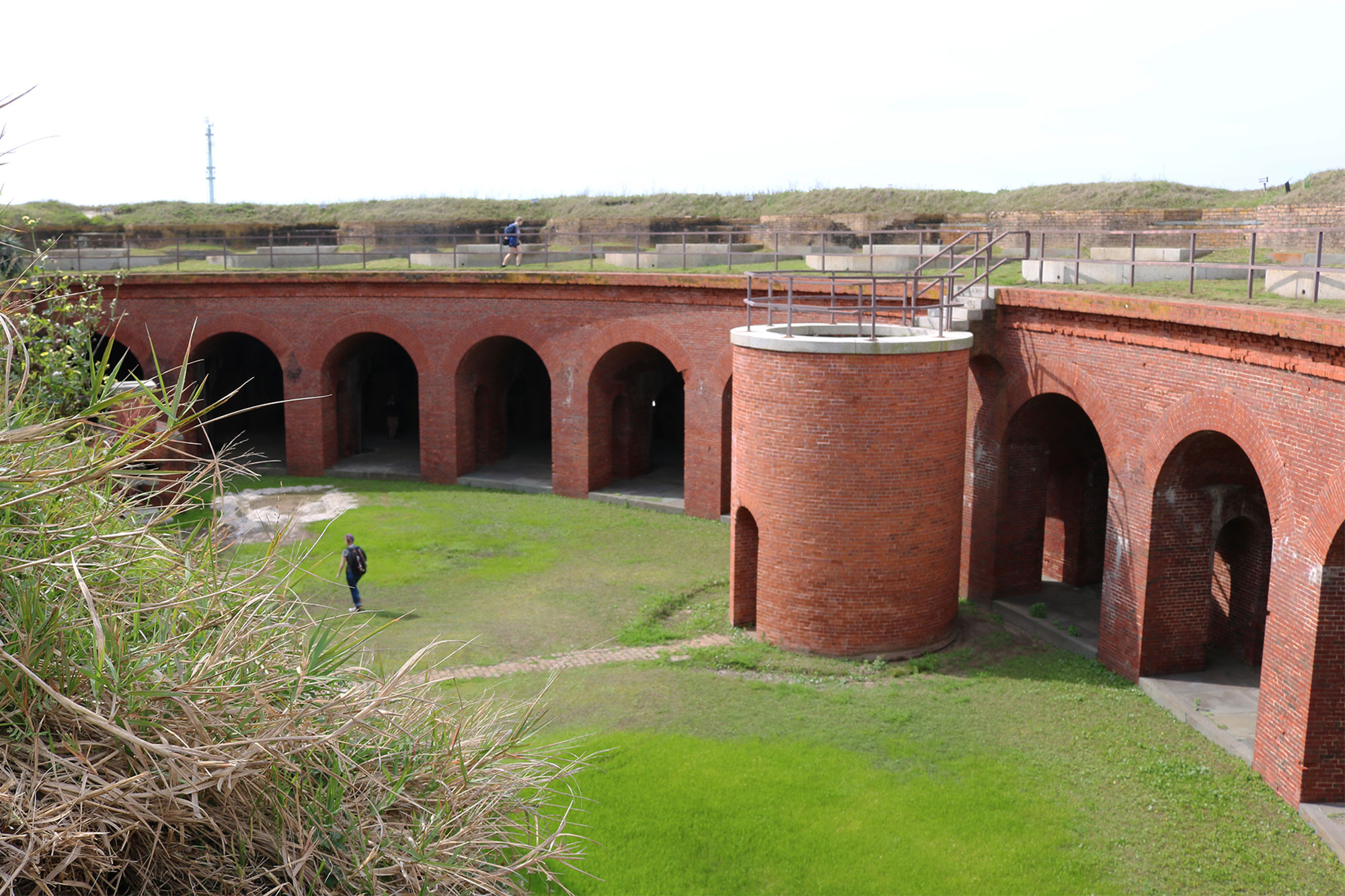 Discovering Fort Massachusetts : Field Notes: The Media