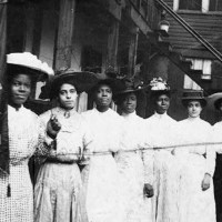 Race in the Woman Suffrage Movement: What the Sources Reveal and Conceal