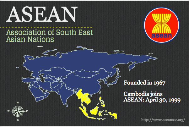 Image result for Cambodia and asean