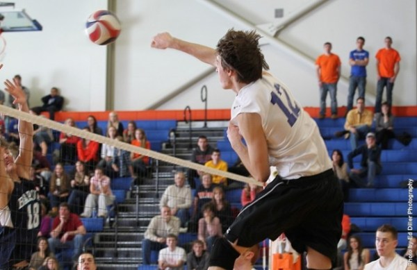 Men's Volleyball Ranked at No. 4 in AVCA Division III ...