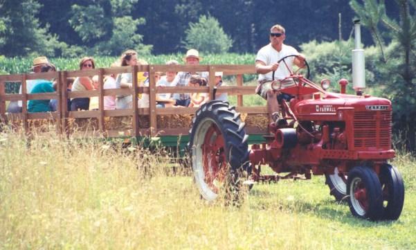 Image result for hayride