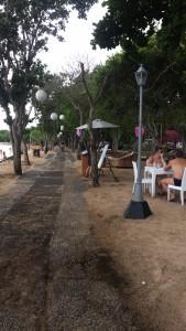 Beach Boardwalk by The Bay Restaurant
