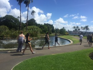 Royal Botanic Gardens of Sydney
