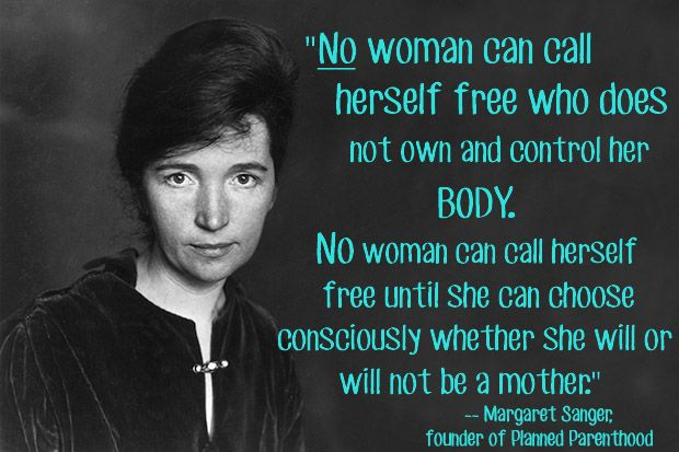 Image result for free quote by margaret sanger