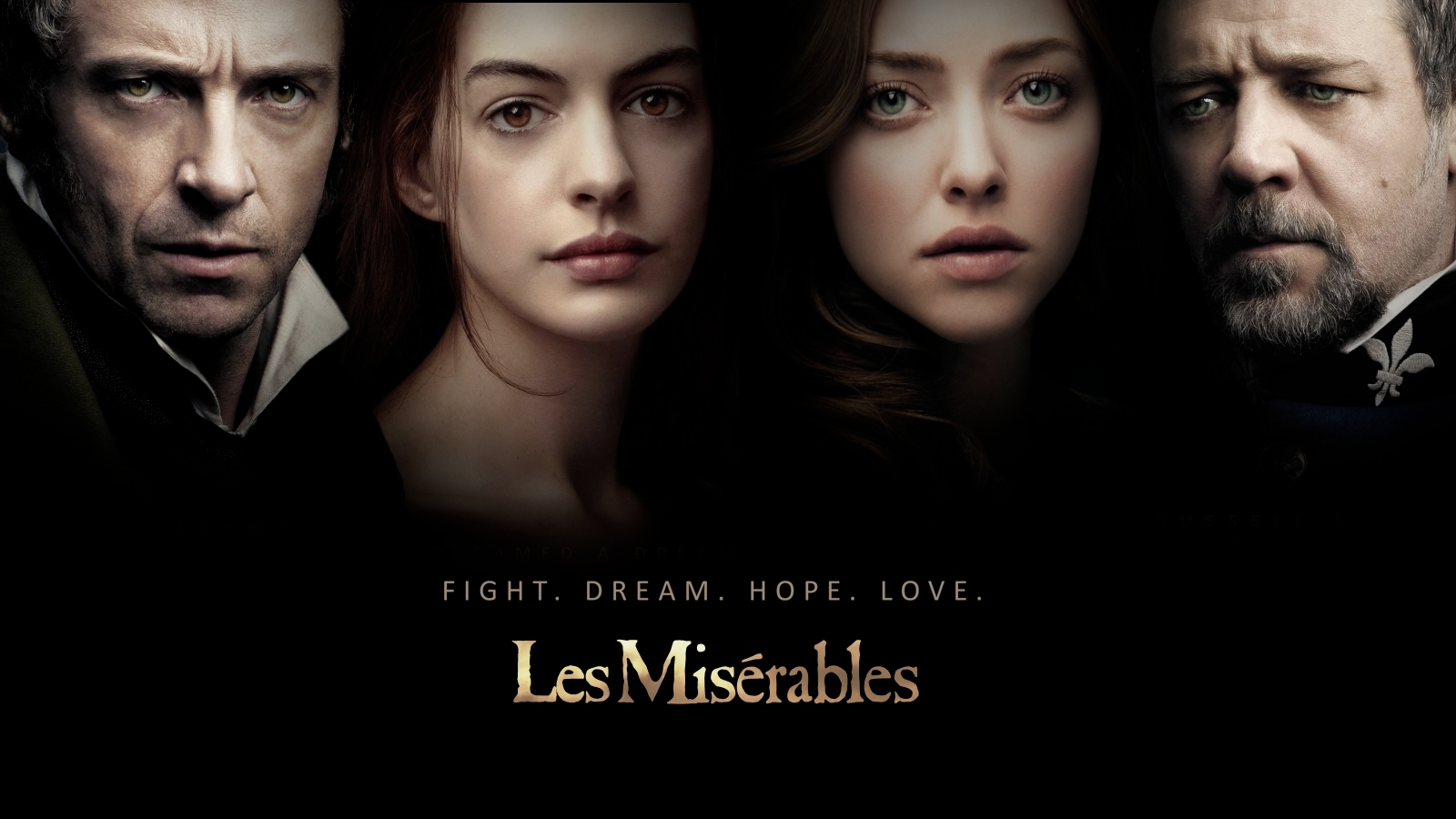 Image result for les miserables movie