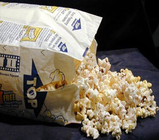 does popcorn cause cancer siowfa14