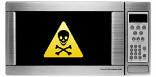 does the usage of microwave affect our