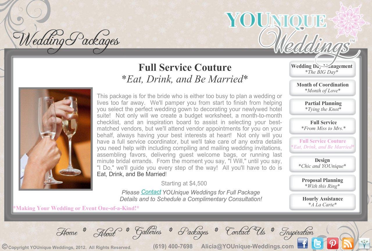 Younique Weddings Sango Wedding Planner