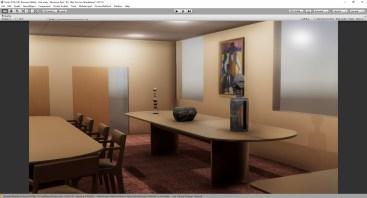 Screenshot of Virtual Blockson Space
