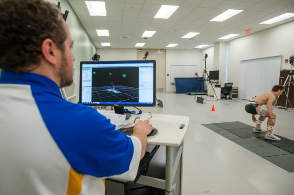 Musculoskeletal Motion Analysis Lab | Department of ...