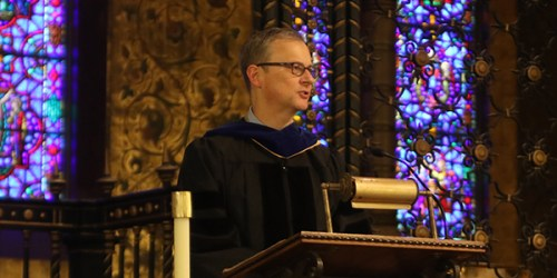 Let's Talk: Professor J. Todd Hibbard discusses living curiously