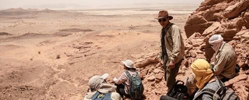 Detroit Mercy students recount Sahara dinosaur hunt