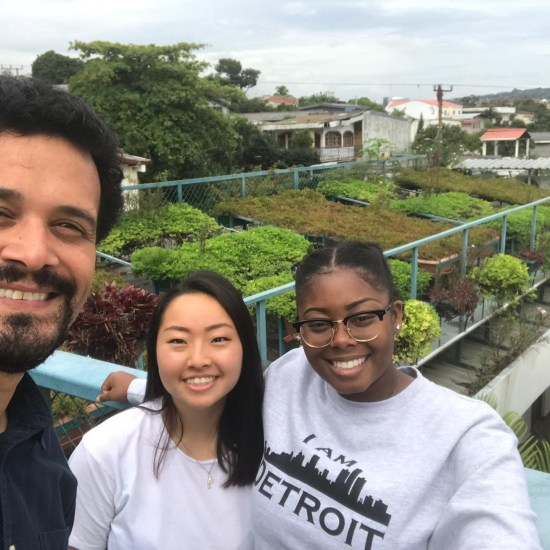 Student, faculty research transforms El Salvadorian agriculture