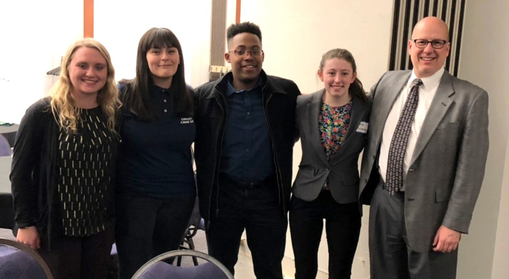 ASCE Student Night 2019 winners