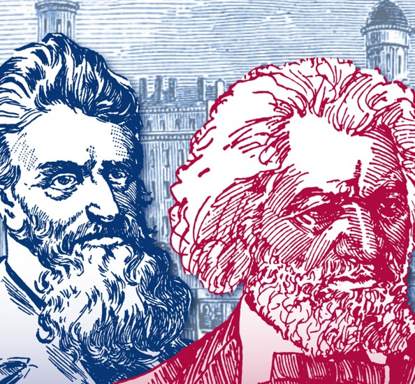 Detroit Mercy Law to host symposium honoring 1859 Frederick Douglass-John Brown meeting in Detroit