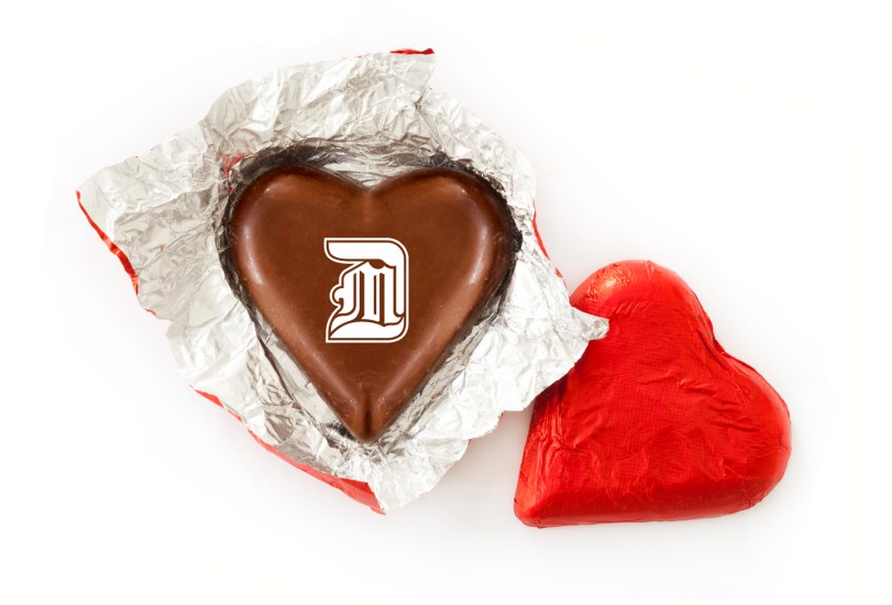 Happy Valentine's Day, Titans!