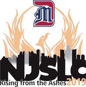 National Jesuit Student Leadership Conference 2019 logo