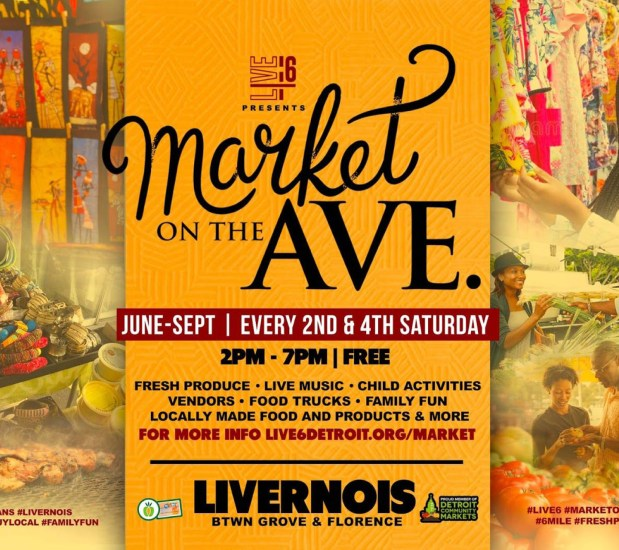 Live6 Alliance's MarketOnTheAVE continues
