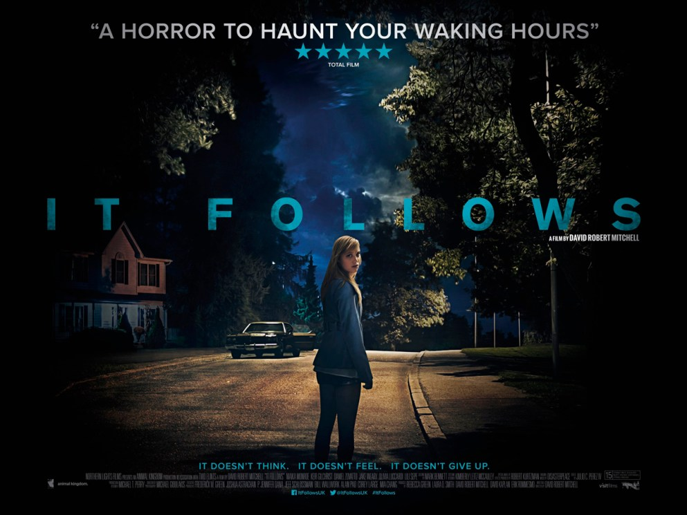 Movie Poster for It Follows