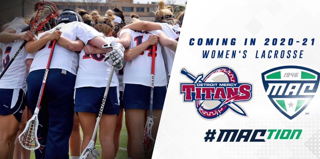 Women's Lacrosse to join Mid-American Conference