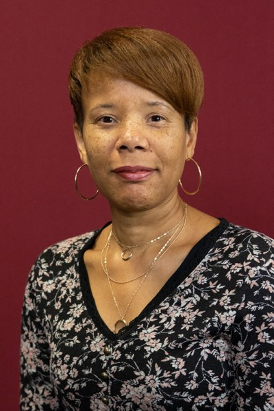 Janet Joiner, assistant professor of Social Work and chair of the University of Detroit Mercy Department of Social Work