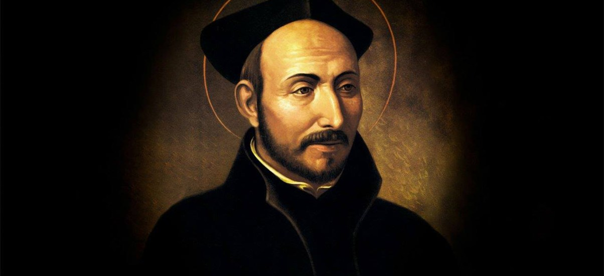 Celebrate the feast day of St. Ignatius live on stream