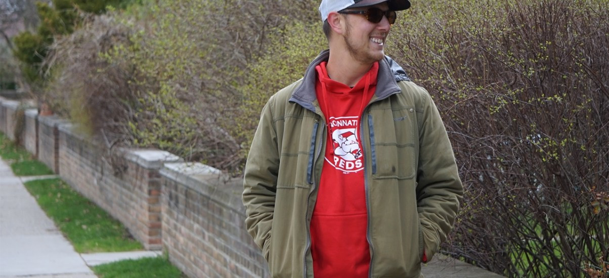 Alumnus swings for the fences – changing lives with baseball