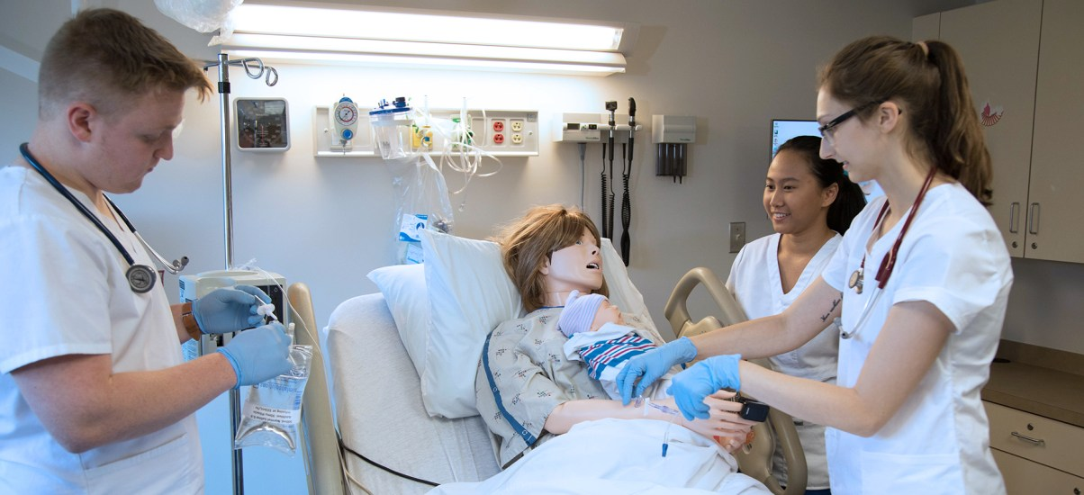 Detroit Mercy's graduate nursing programs nationally ranked