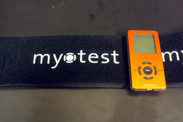Myotest Sport movement test system
