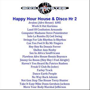 Happy Hour 2 playlist