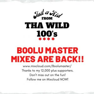 Boolu mixes are back!!