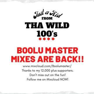 Boolu's Back Mixes 2020