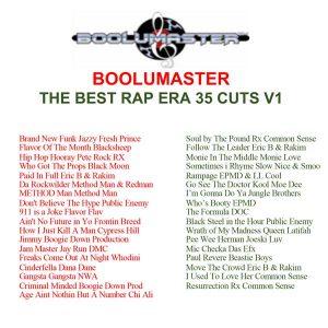 The Best Rap Era playlist