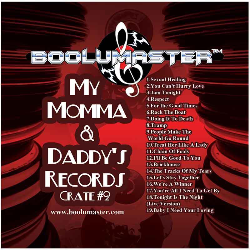momma daddys 2 playlist