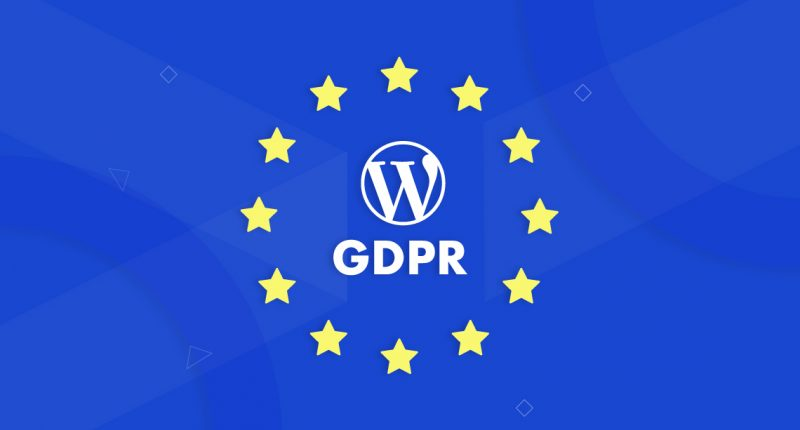 Regulamento Geral de Proteção de Dados (RGPD) e WordPress
