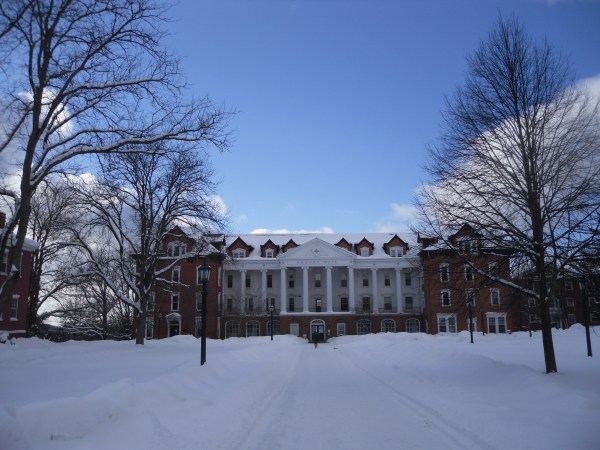 Snow-ventures « Gator Blogs | Allegheny College ...