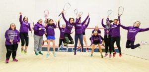 Women's Squash Week