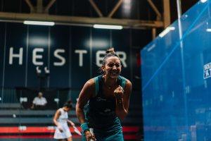 Manchester, Finale: Camille s'incline 3/1 contre Nour El Tayeb…