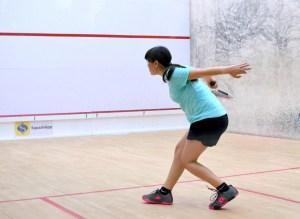Championnats Juniors Egyptiens: Lauren en bronze