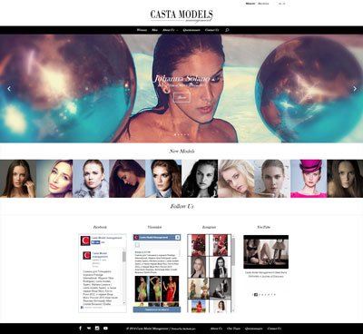 Casta Model Management