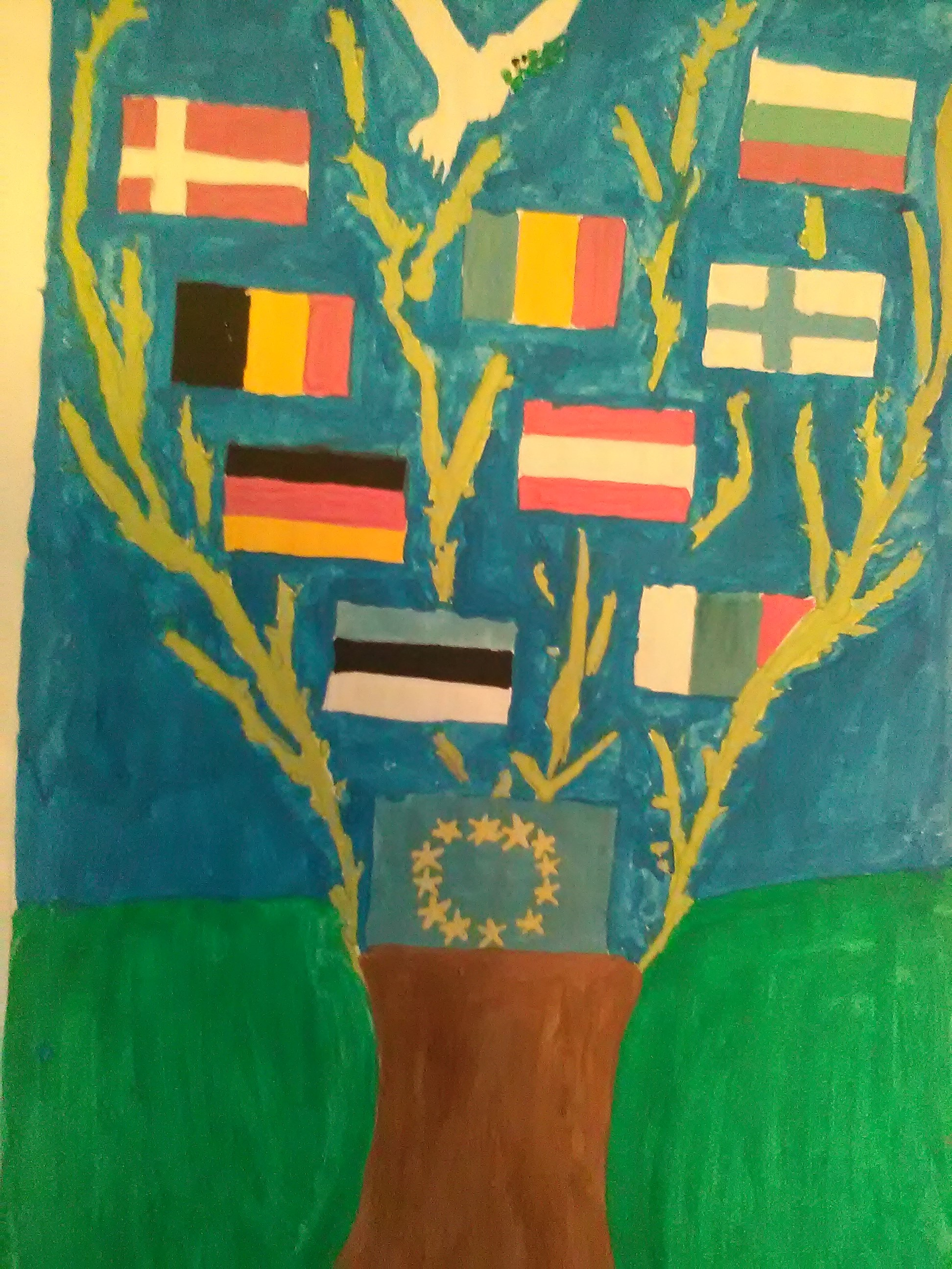 Europa-leagăn de civilizație