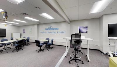 E1B Active Learning Center 3D Model