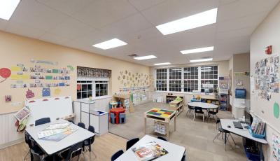 EduKids School Age 3D Model