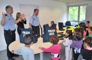 policia nens