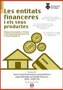 entitats financeres