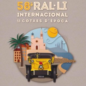 Rallye Internacional Barcelona Sitges