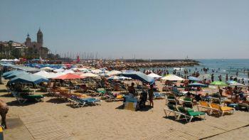 playas sitges
