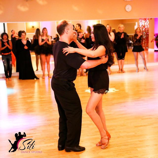 [Social Dance] NEW Intermediate Group Rumba Class with ...